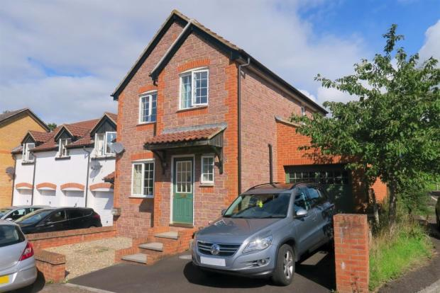 3 Bedrooms End Of Terrace House for sale in Standfast Place, Taunton TA2