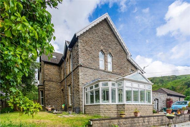 5 Bedrooms Semi Detached House for sale in Gelli Road, Gelli, Pentre, Rhondda cynnon taff. CF41 7UQ