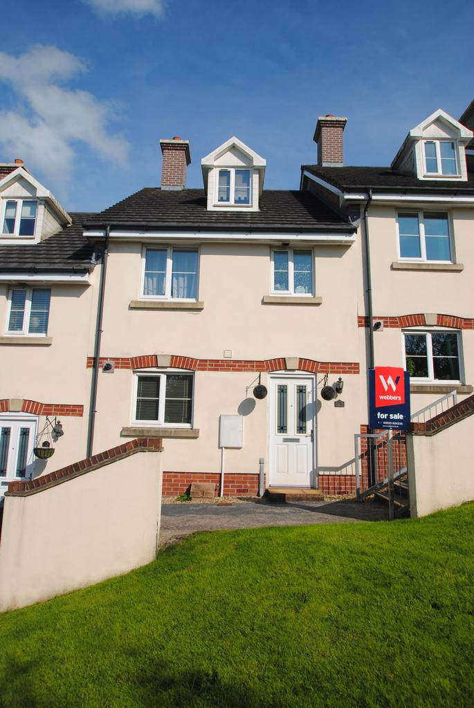 4 Bedrooms Terraced House for sale in Trafalgar Drive, Torrington