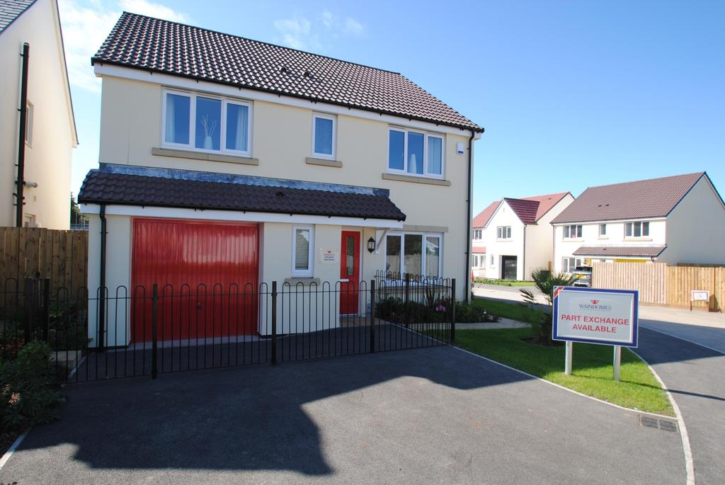 4 Bedrooms Detached House for sale in Mead Park, Bickington