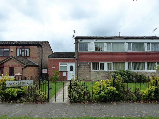 4 Bedrooms Semi Detached House for sale in Hawkinge Drive,Castle Vale,Birmingham