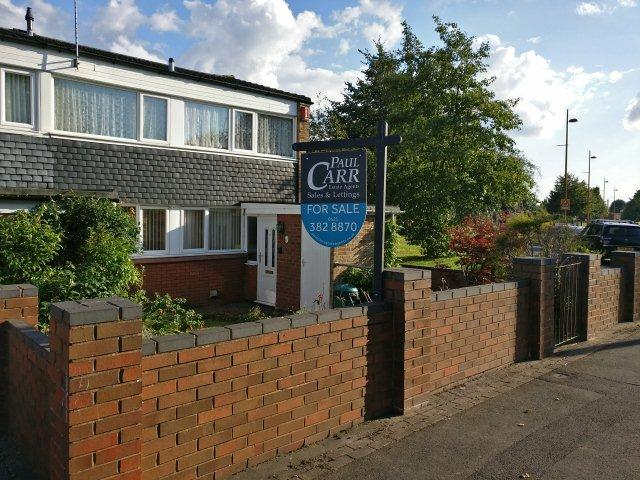 3 Bedrooms End Of Terrace House for sale in Manby Road,Castle Vale,Birmingham