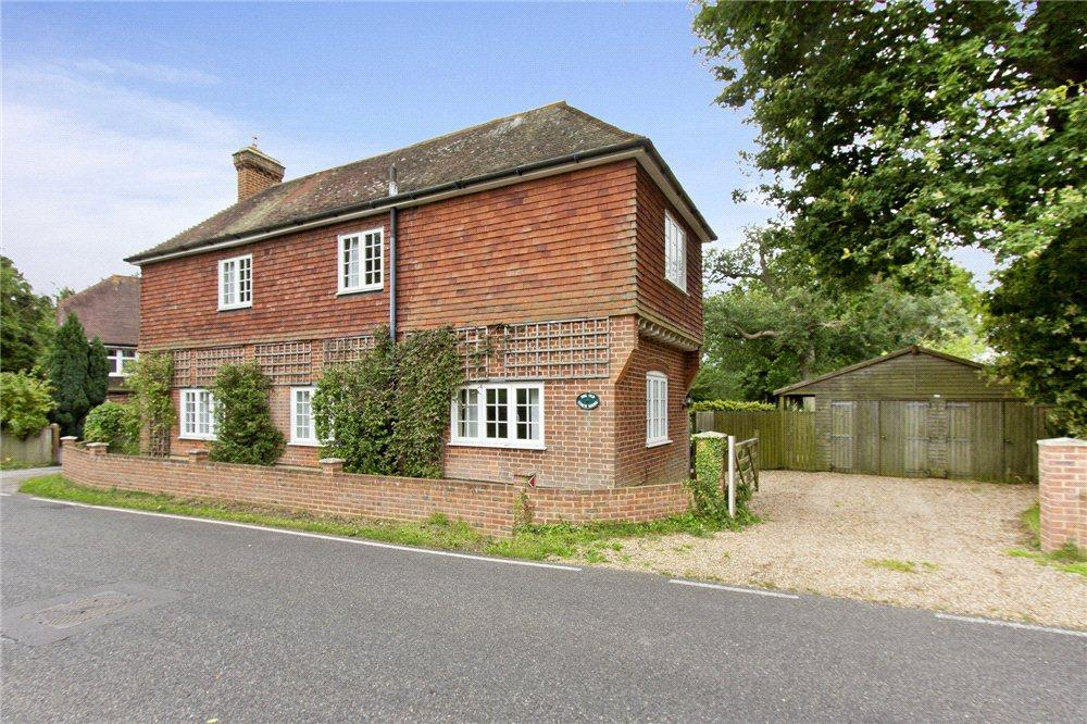 4 Bedrooms Detached House for sale in The Old Coach House, Hilders Lane, Edenbridge, Kent