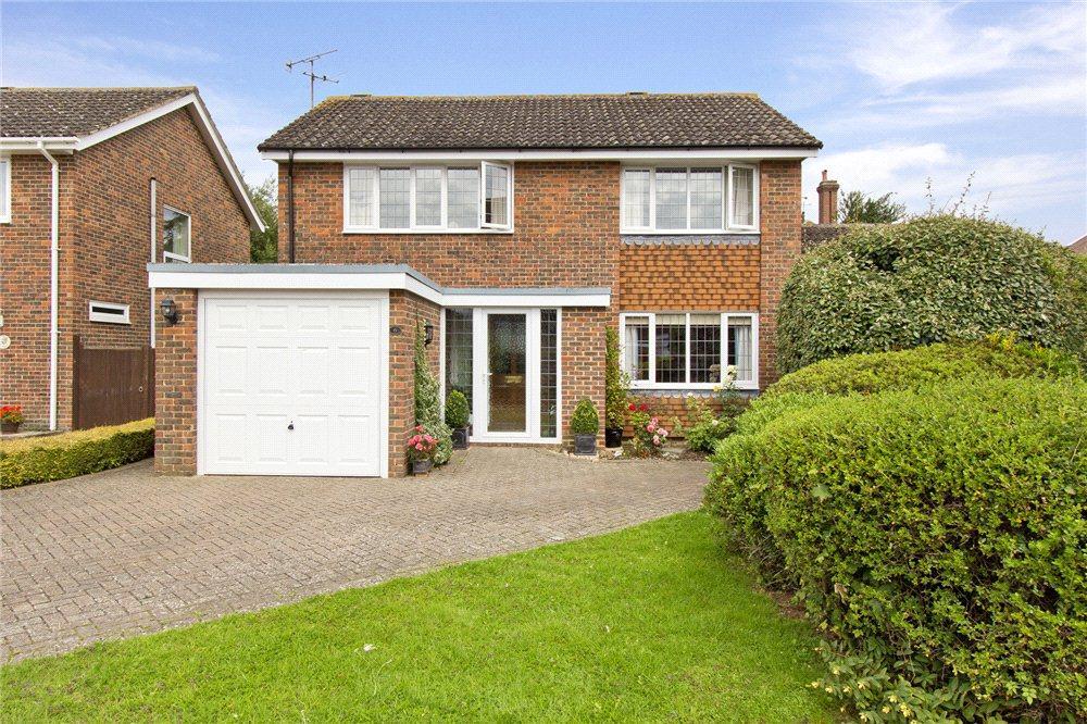 3 Bedrooms Detached House for sale in Marl Hurst, Marlpit Hill, Edenbridge, Kent
