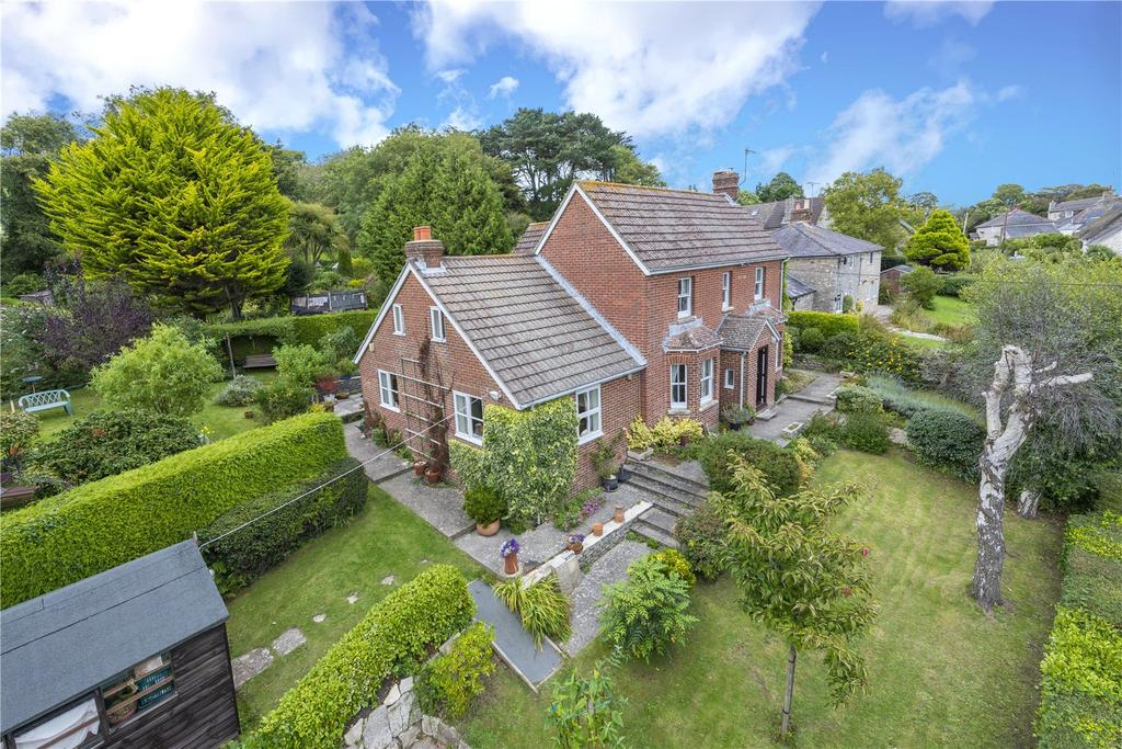 3 Bedrooms Detached House for sale in Church Knowle, Church Knowle, Wareham, Dorset