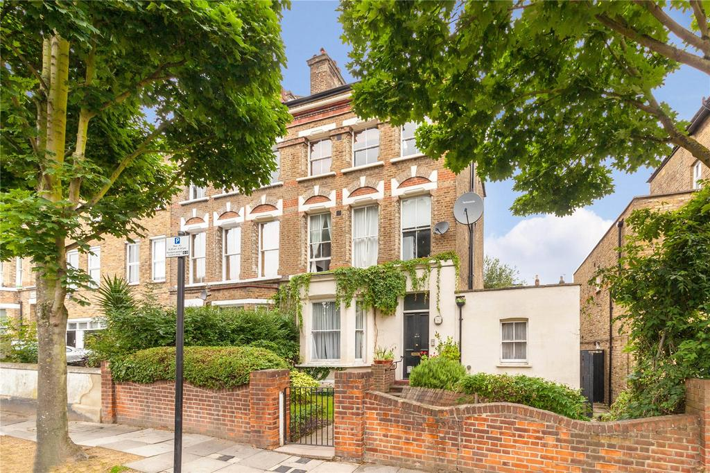 2 Bedrooms Flat for sale in Hungerford Road, Holloway, London