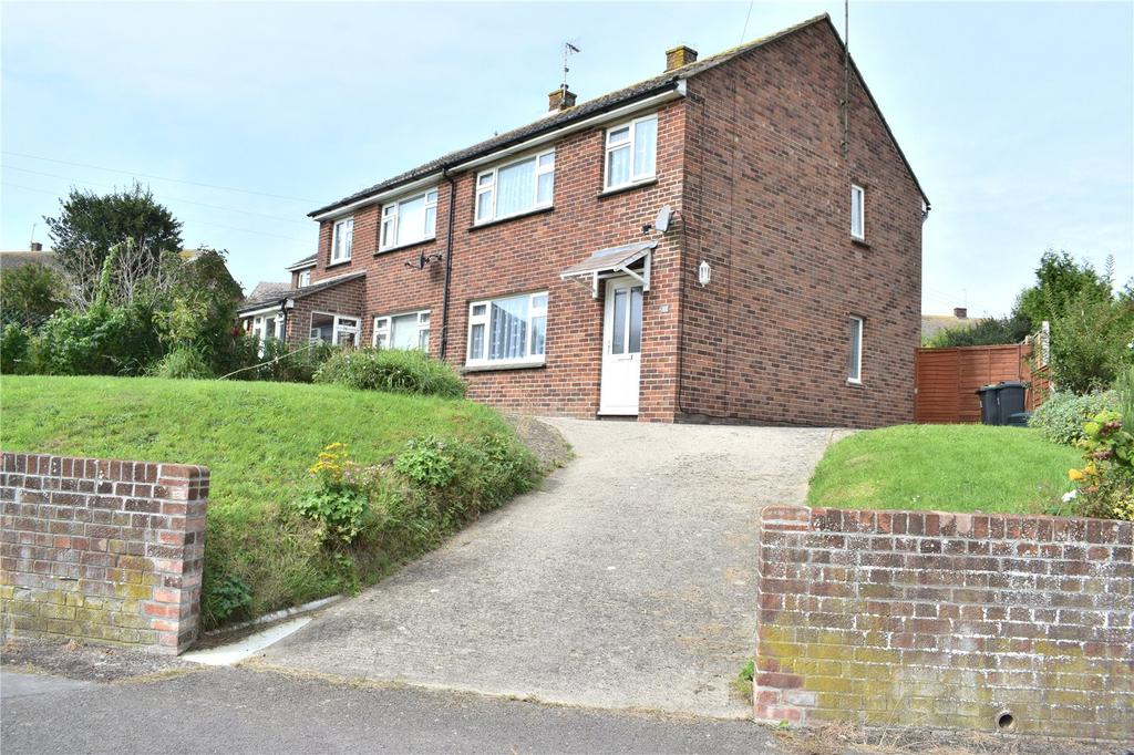 3 Bedrooms Semi Detached House for sale in Alexandra Road, Bridport, Dorset
