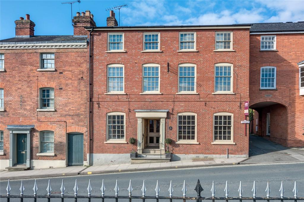 6 Bedrooms Town House for sale in Old Street, Ludlow, Shropshire