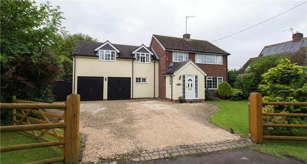 4 Bedrooms Detached House for sale in Seaford Lane, Naunton Beauchamp, Pershore, Worcestershire, WR10