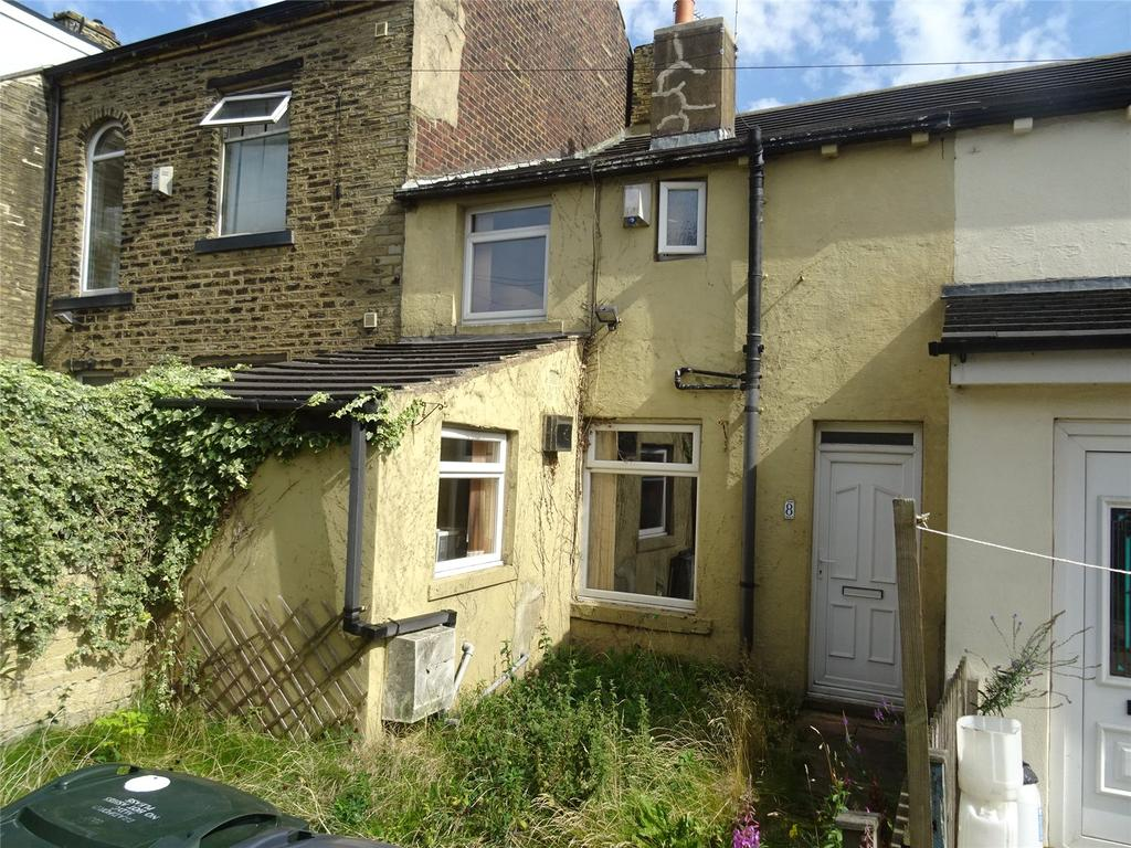 1 Bedroom Terraced House for sale in Eldon Place, Cutler Heights, Bradford, West Yorkshire, BD4