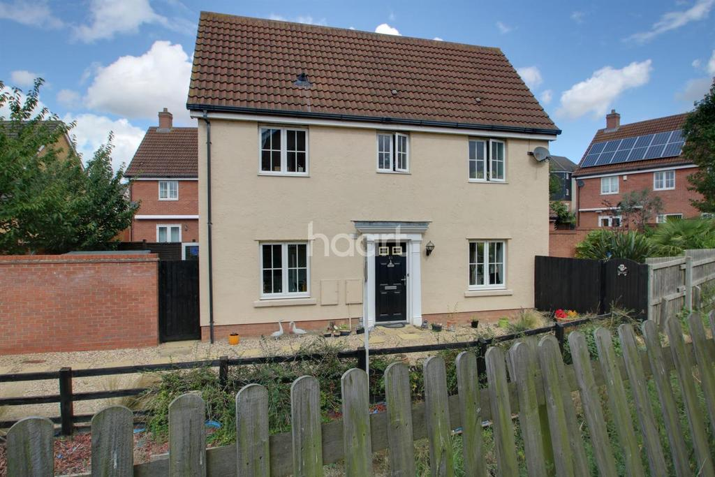 3 Bedrooms Detached House for sale in Goosander Road