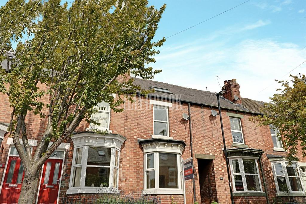 3 Bedrooms Terraced House for sale in Cruise Road, Sheffield