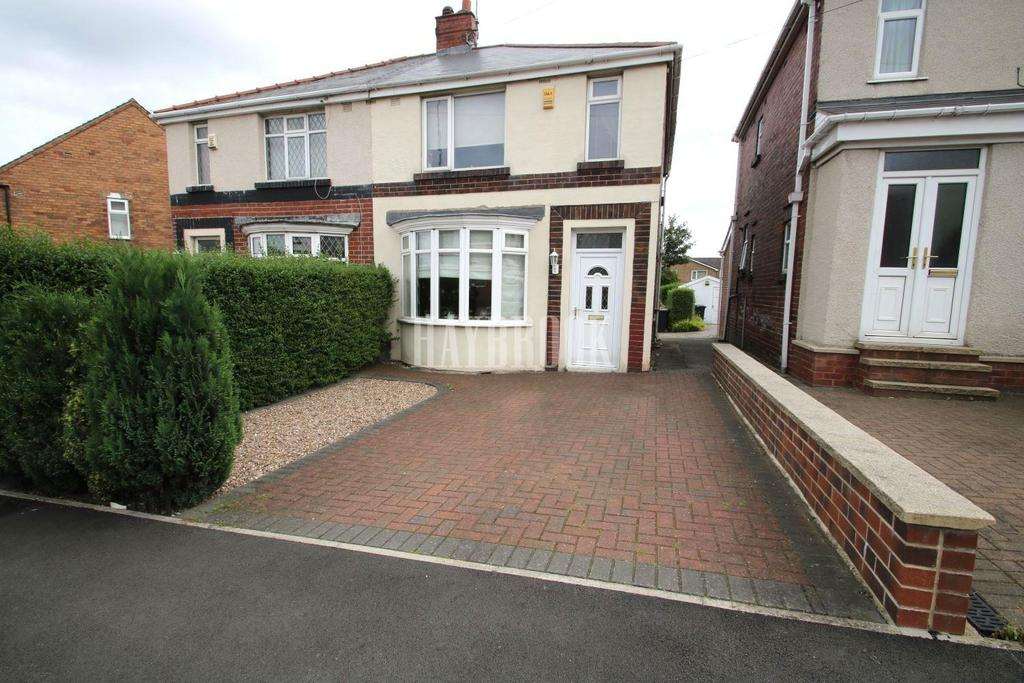 3 Bedrooms Semi Detached House for sale in Briarfield Road, Gleadless, S12
