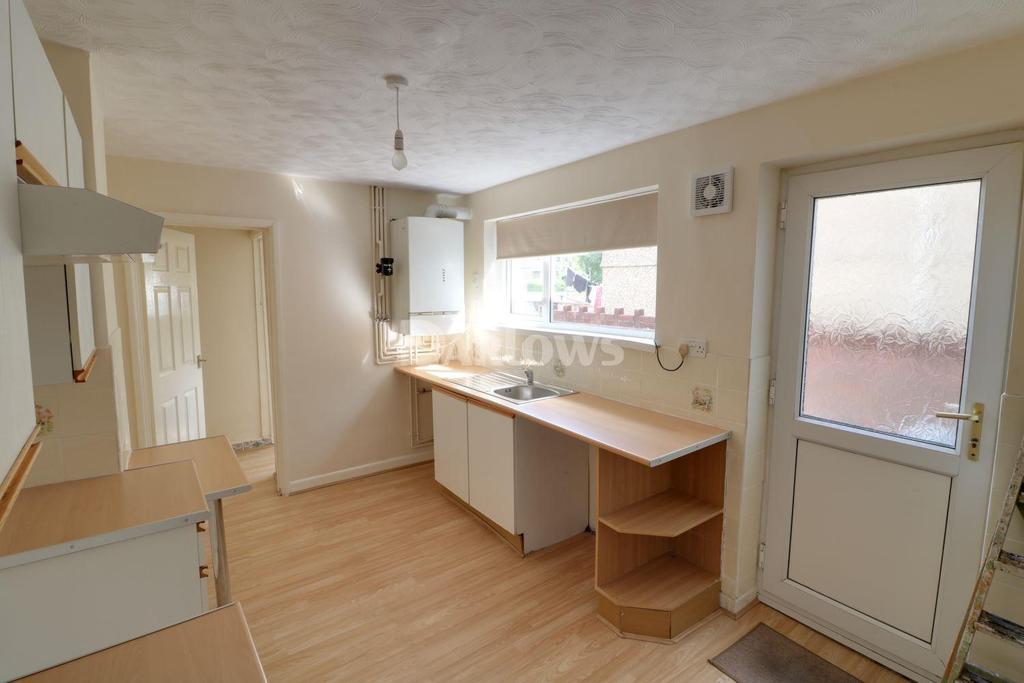3 Bedrooms Terraced House for sale in Lower Bailey St, Porth