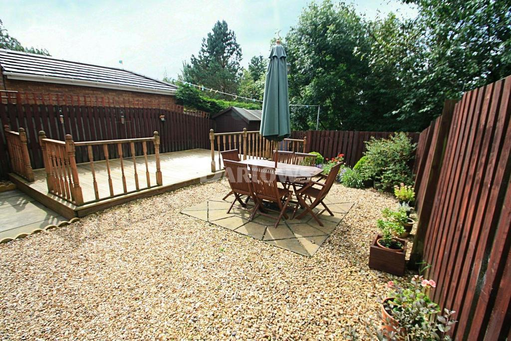 3 Bedrooms Detached House for sale in Harford Gardens, Tredegar, Gwent