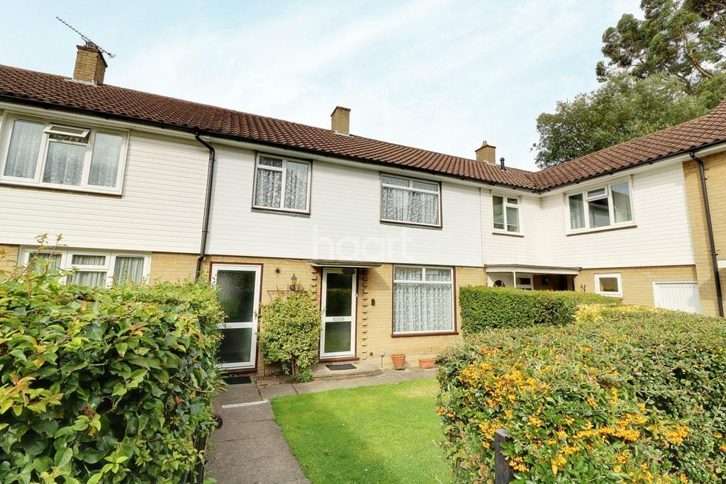 3 Bedrooms Terraced House for sale in Agar Crescent, Bracknell