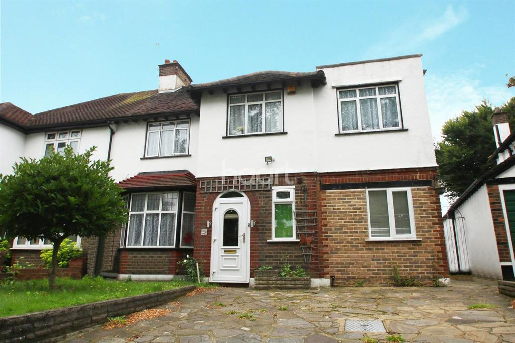 4 Bedrooms Semi Detached House for sale in Stafford Road, CR0