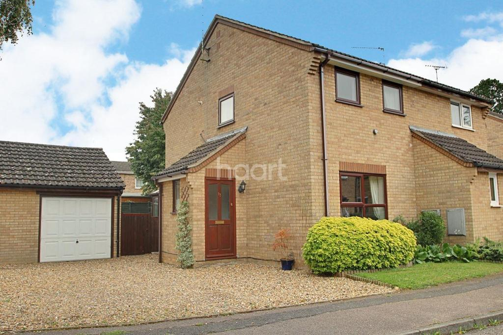 2 Bedrooms Semi Detached House for sale in Anderson Walk