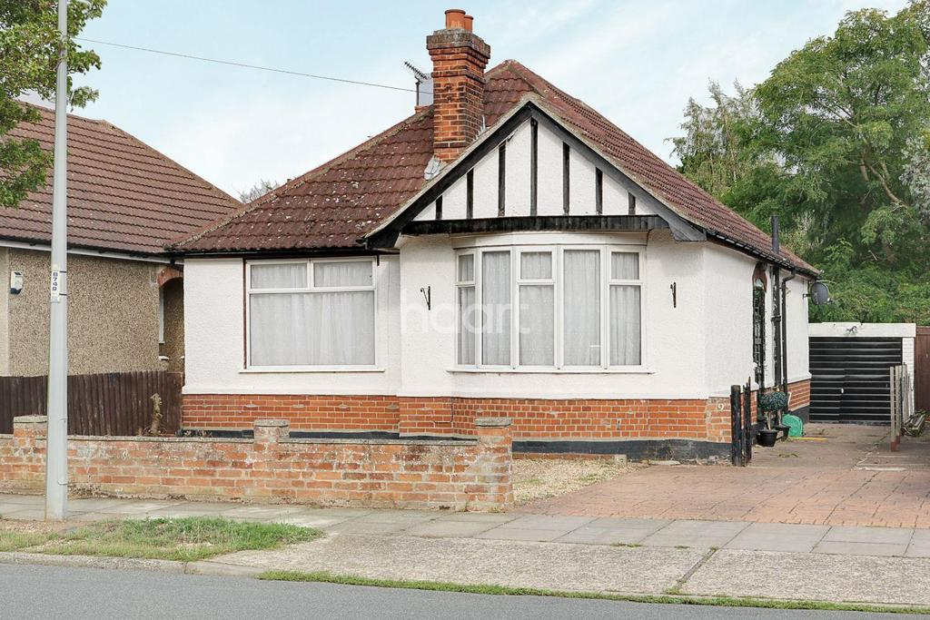 3 Bedrooms Bungalow for sale in Medway Road, Ipswich