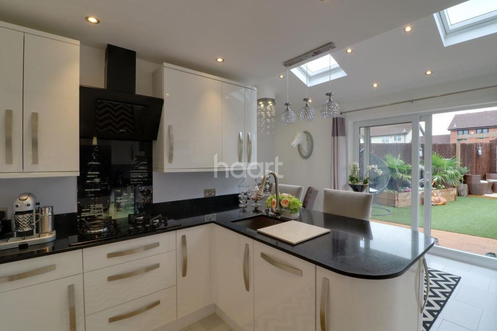 4 Bedrooms End Of Terrace House for sale in Yeading