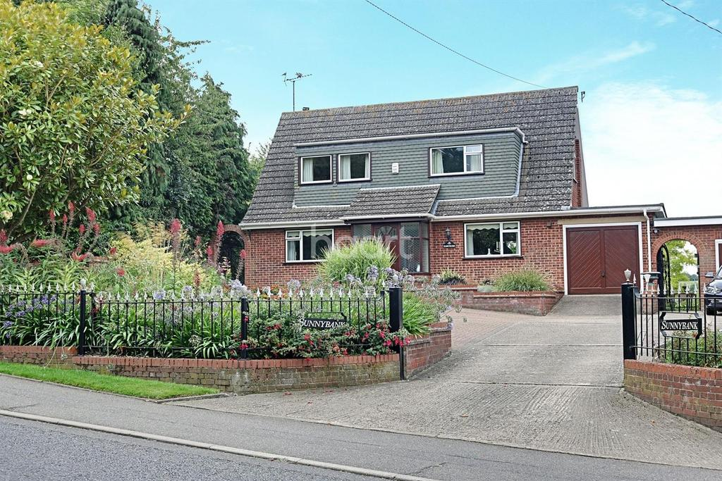 4 Bedrooms Detached House for sale in Lady Lane, Hadleigh