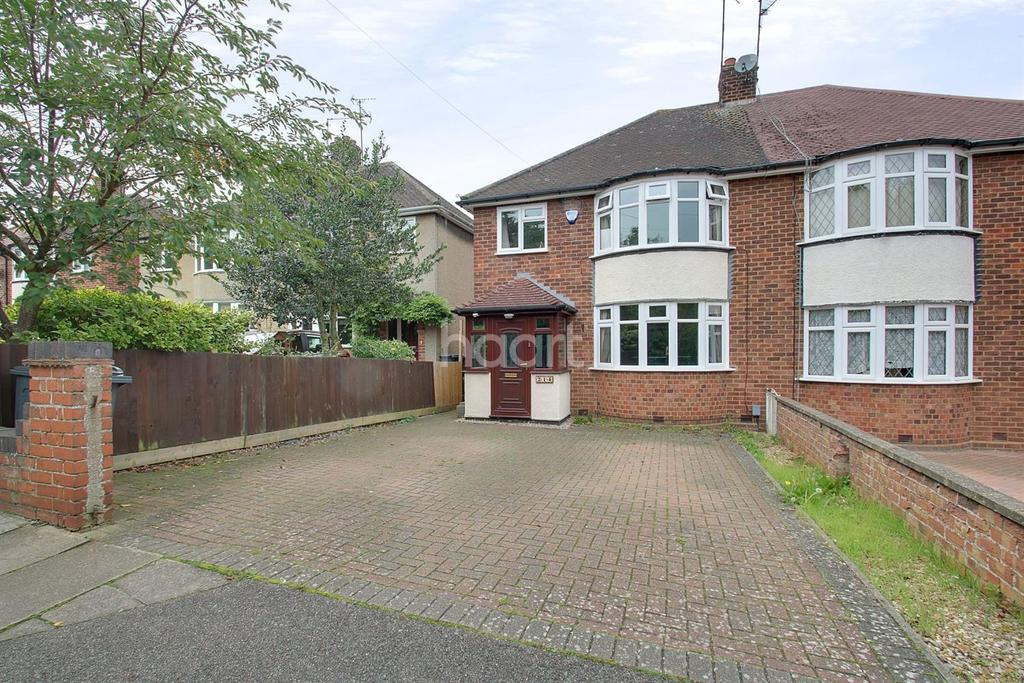 3 Bedrooms Semi Detached House for sale in Towcester Road, Northampton