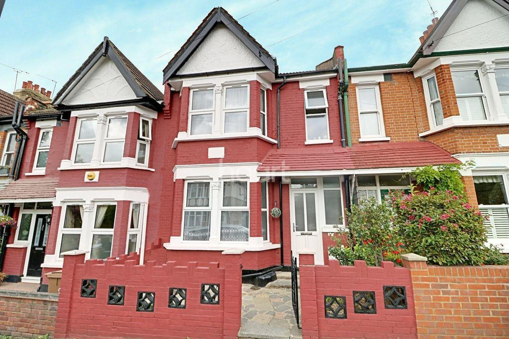 3 Bedrooms Terraced House for sale in Belle Vue Road, Walthamstow