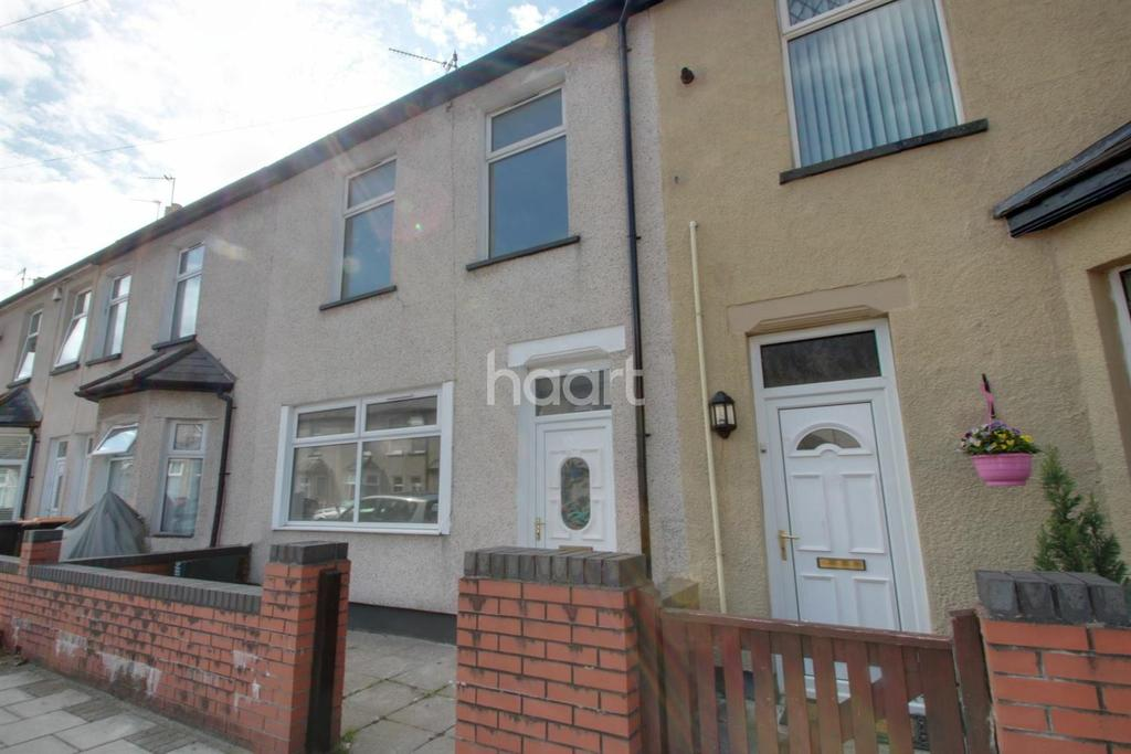 3 Bedrooms Terraced House for sale in Walsall Street, Newport