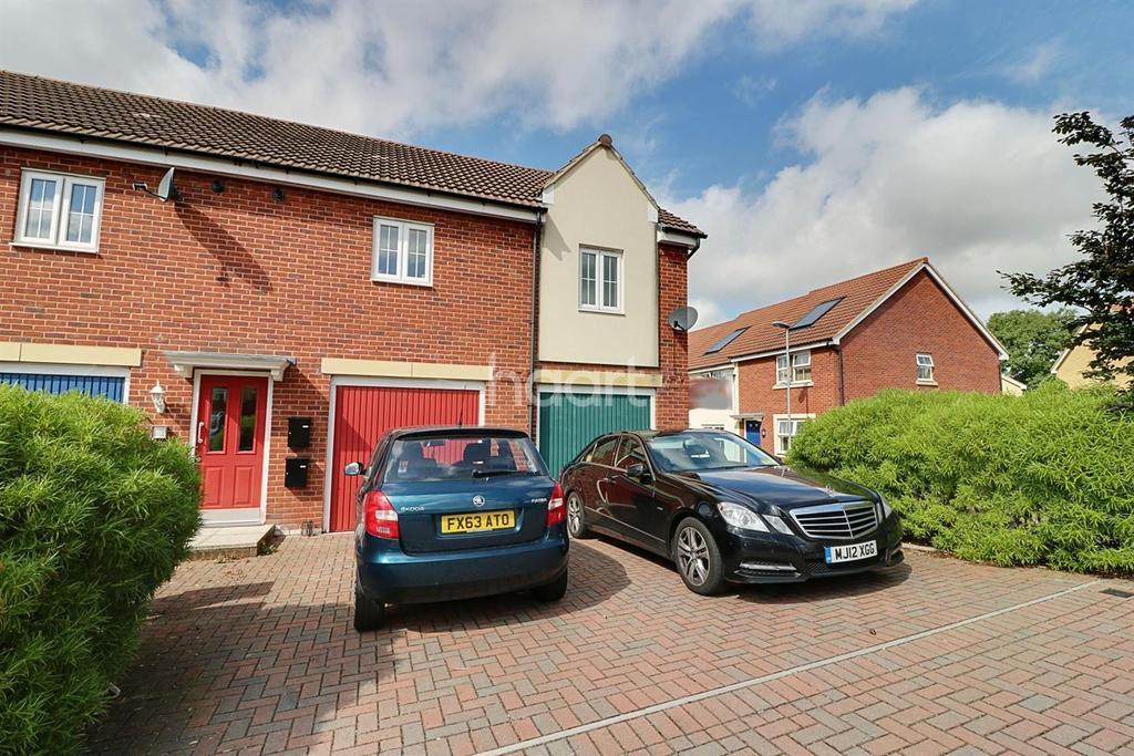 1 Bedroom Semi Detached House for sale in Wayte Street, Swindon, Wiltshire
