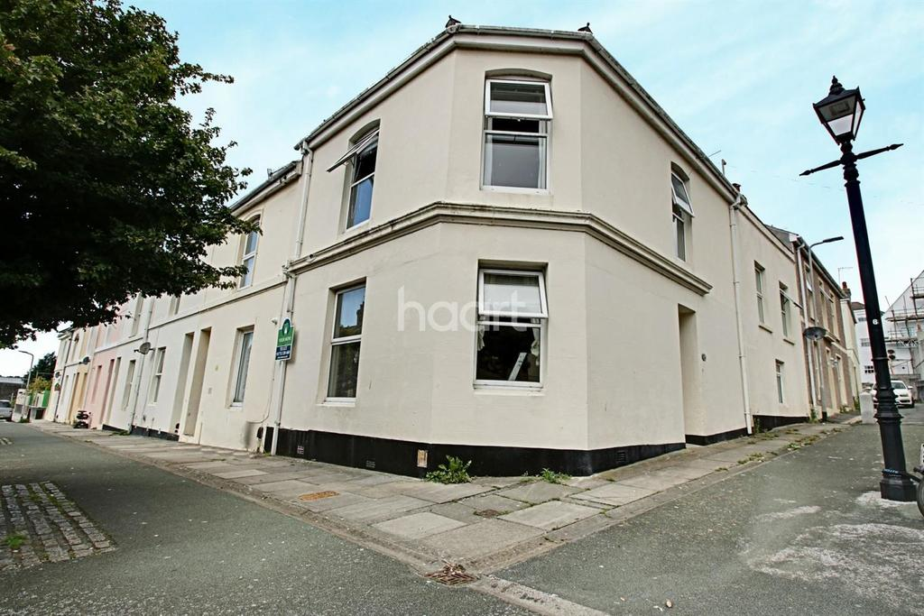 4 Bedrooms End Of Terrace House for sale in Neswick Street, Plymouth