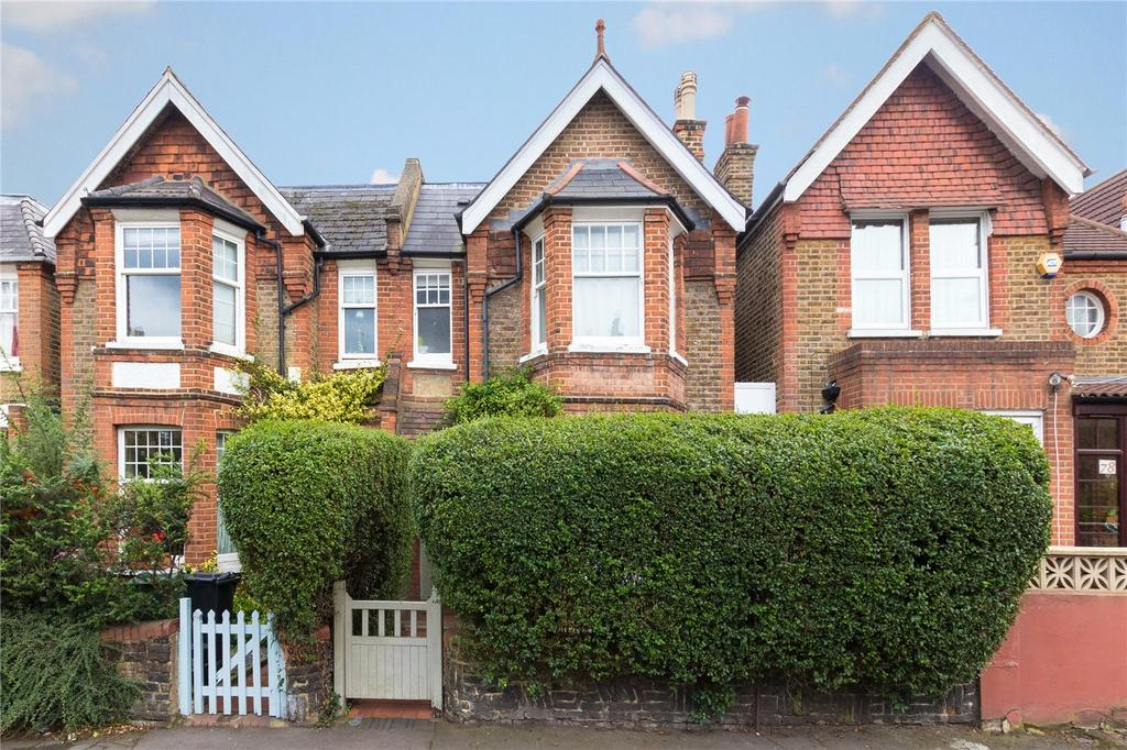 4 Bedrooms Semi Detached House for sale in St Julians Farm Road, West Norwood, London, SE27