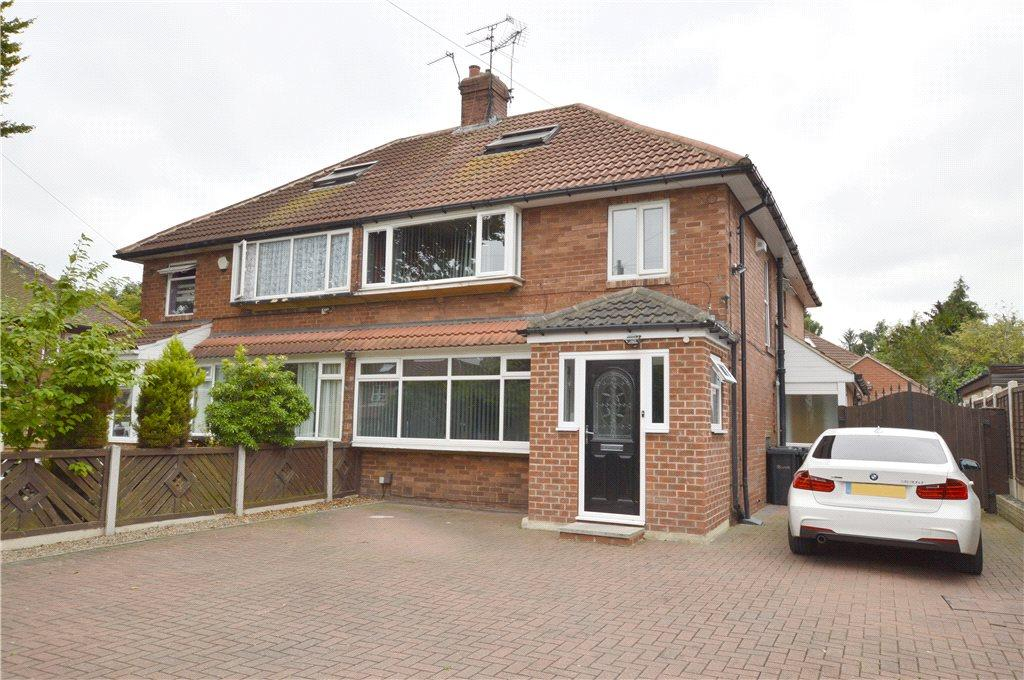5 Bedrooms Semi Detached House for sale in Thorn Lane, Roundhay, Leeds