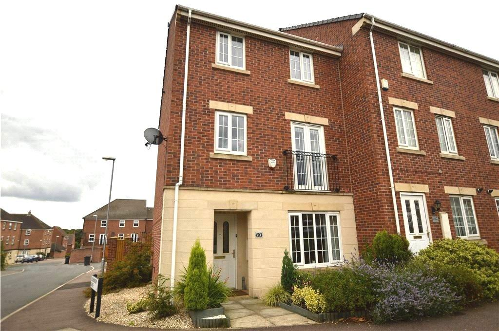 4 Bedrooms Town House for sale in New Forest Way, Leeds, West Yorkshire