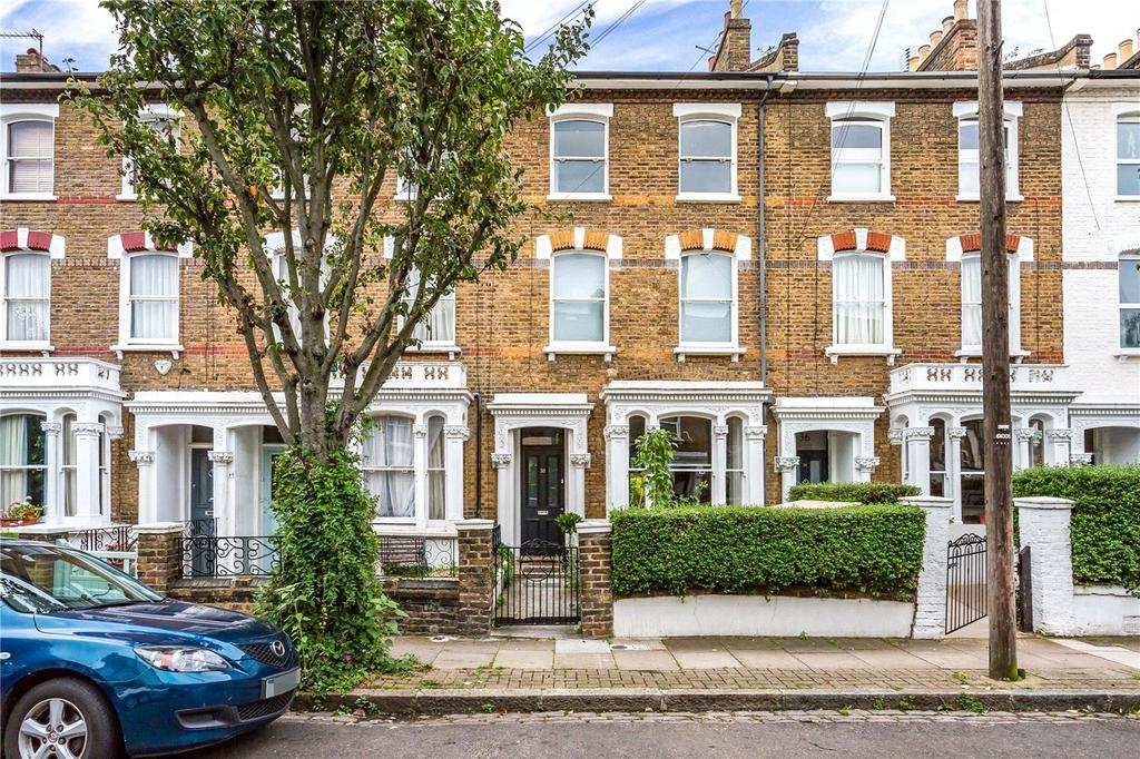 4 Bedrooms Terraced House for sale in Prah Road, London, N4