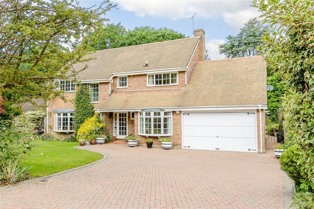 5 Bedrooms Detached House for sale in Birkett Way, Chalfont St Giles, Buckinghamshire, HP8