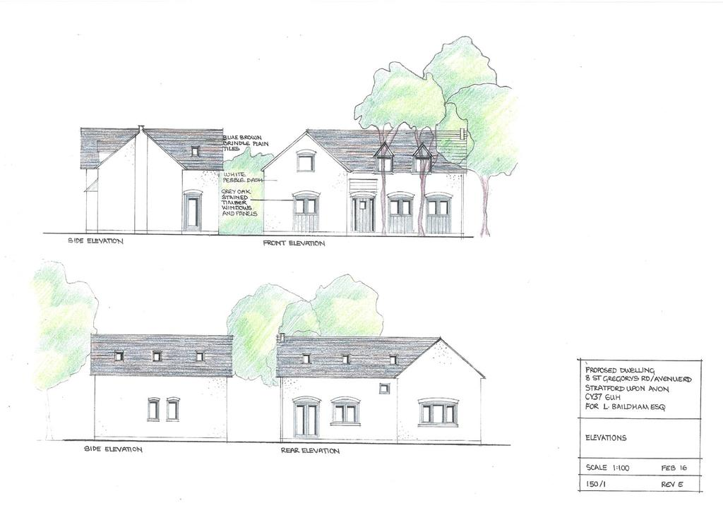 Plot Commercial for sale in Avenue Road, Stratford-upon-Avon, Warwickshire, CV37