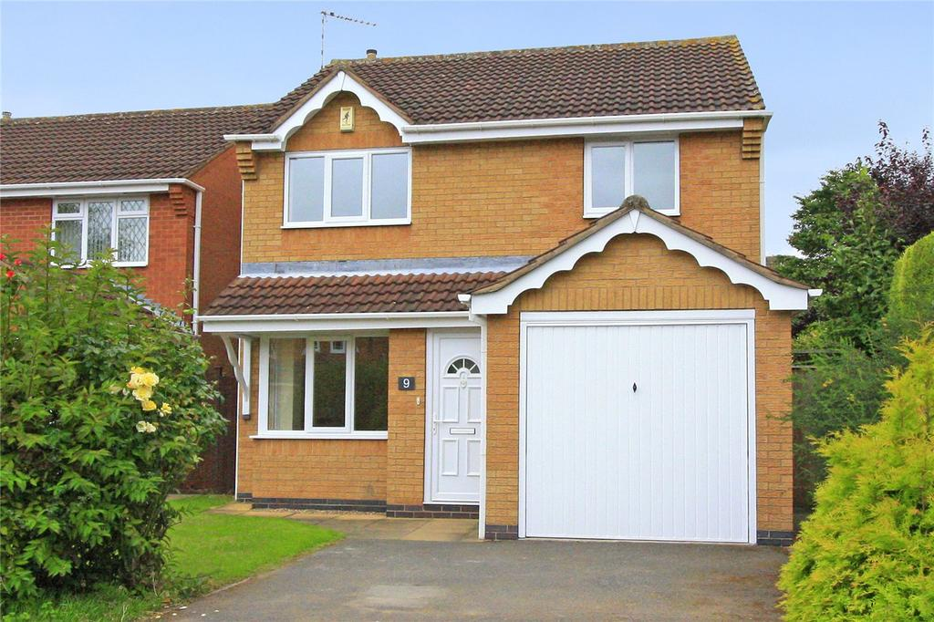 3 Bedrooms House for sale in Millbeck Close, Gamston, Nottingham, NG2