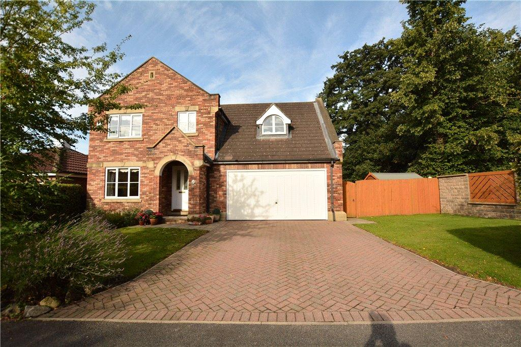 4 Bedrooms Detached House for sale in Oaklands Drive, Adel, Leeds