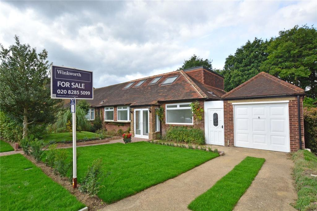 4 Bedrooms Semi Detached House for sale in Ingleby Way, Chislehurst, BR7