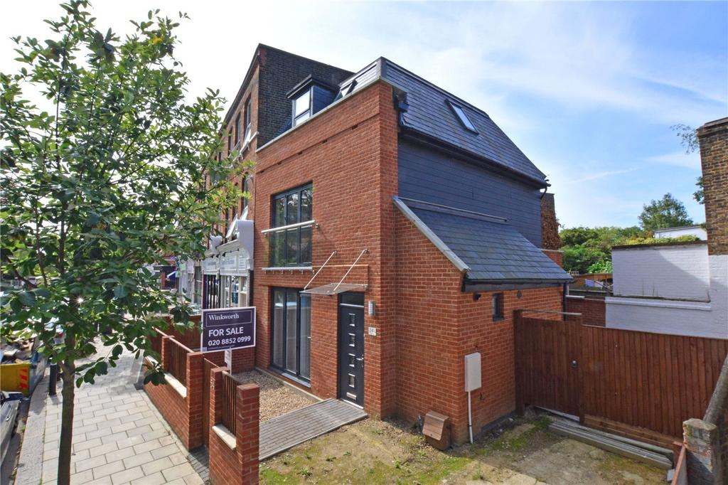 4 Bedrooms End Of Terrace House for sale in Springbank Road, Hither Green, London, SE13