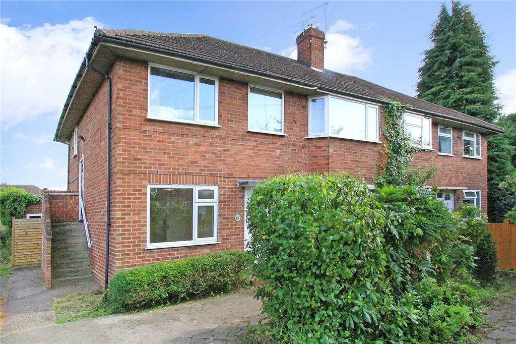 2 Bedrooms Maisonette Flat for sale in Woodview, Edwalton, Nottingham, NG12