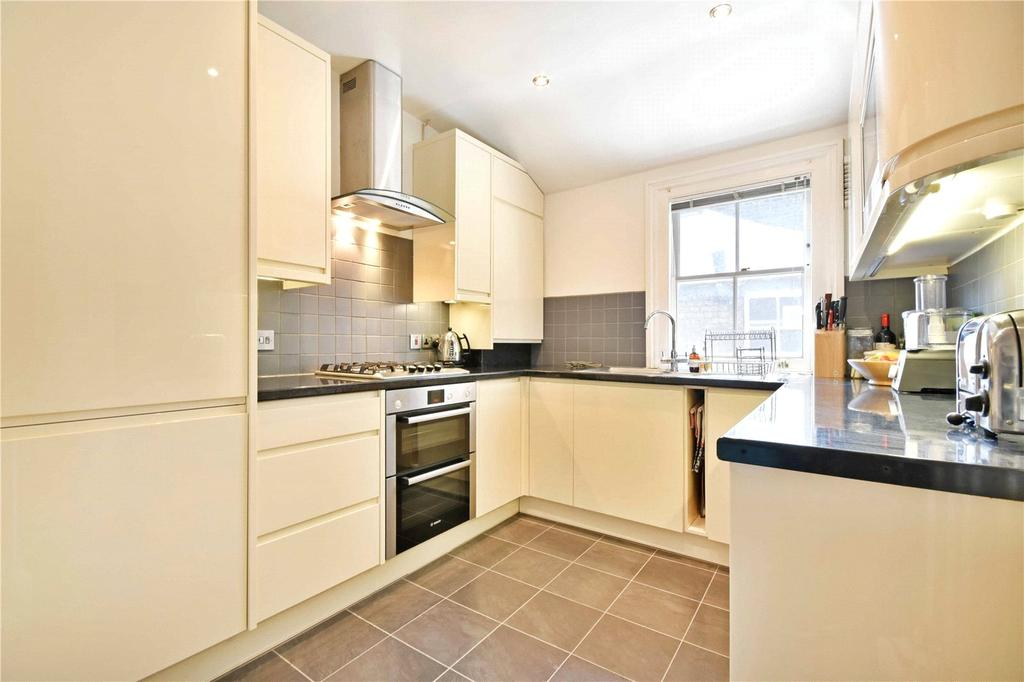 3 Bedrooms Apartment Flat for sale in Inglewood Road, West Hampstead, NW6