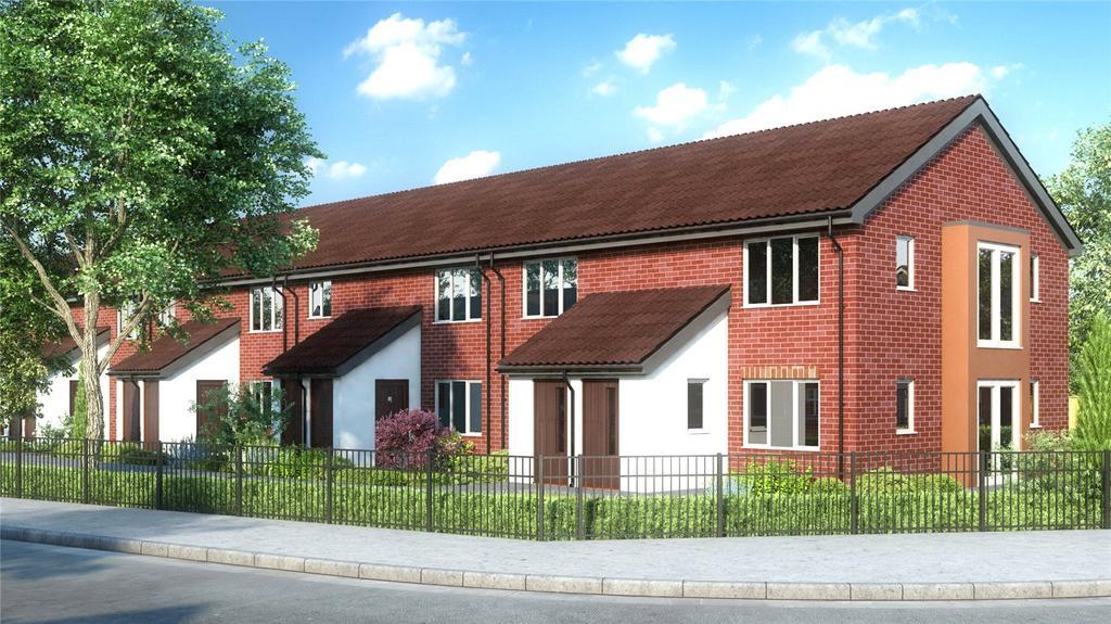 2 Bedrooms Flat for sale in 25B Mornington Road, Norwich, NR2