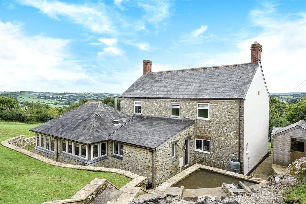 3 Bedrooms House for sale in Yarcombe, Nr Honiton, Devon, EX14