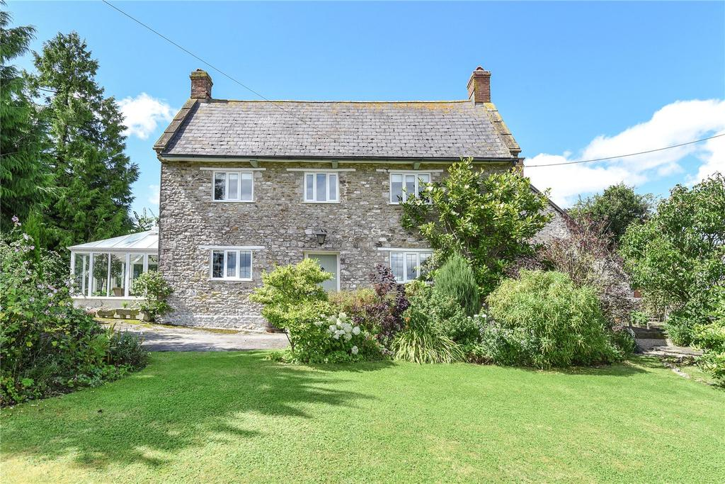 4 Bedrooms Barn Conversion Character Property for sale in Yarcombe, Honiton, Devon, EX14
