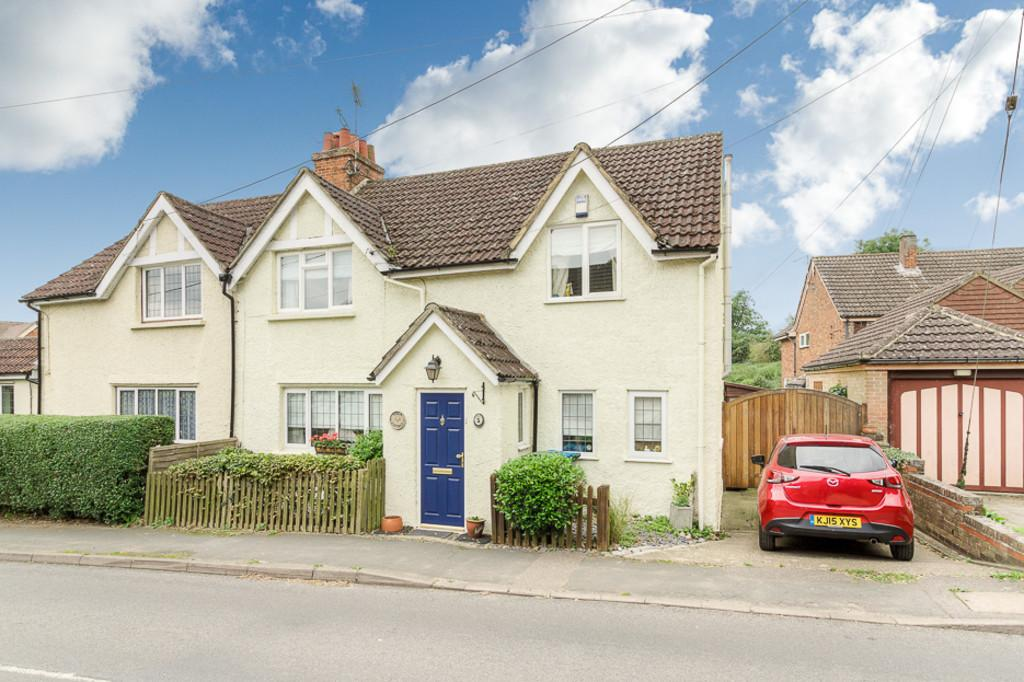 4 Bedrooms Semi Detached House for sale in Church Street, Little Horwood