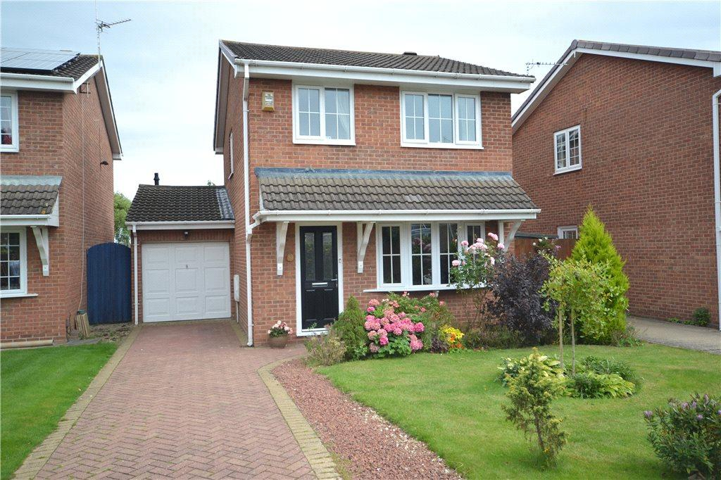 3 Bedrooms Detached House for sale in Appley Close, Eaglescliffe, Stockton-on-Tees