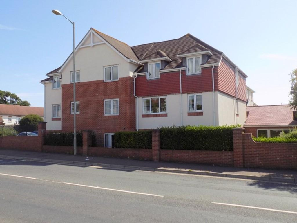 1 Bedroom Retirement Property for sale in Littleham Road, Exmouth