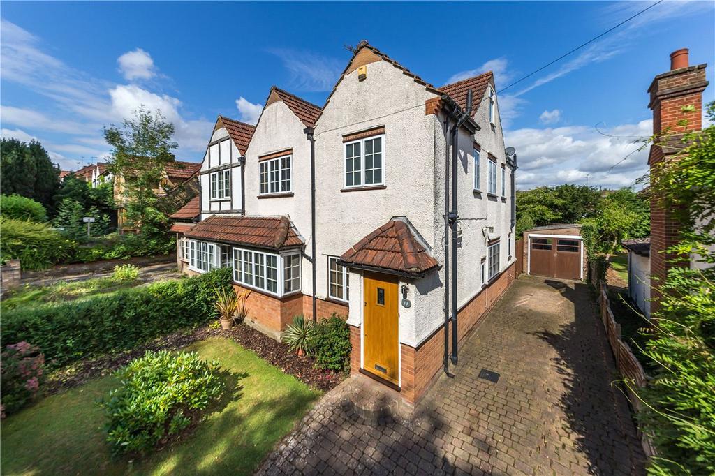 3 Bedrooms Semi Detached House for sale in Park Hill, Harpenden, Hertfordshire