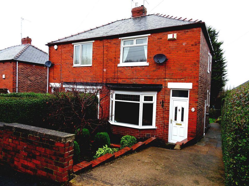 2 Bedrooms Semi Detached House for sale in 46 Handsworth Crescent, Handsworth, Sheffield S9